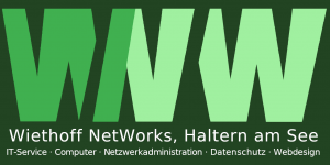 WNW - IT-Service Computer Netzwerkadministration Datenschutz Webdesign